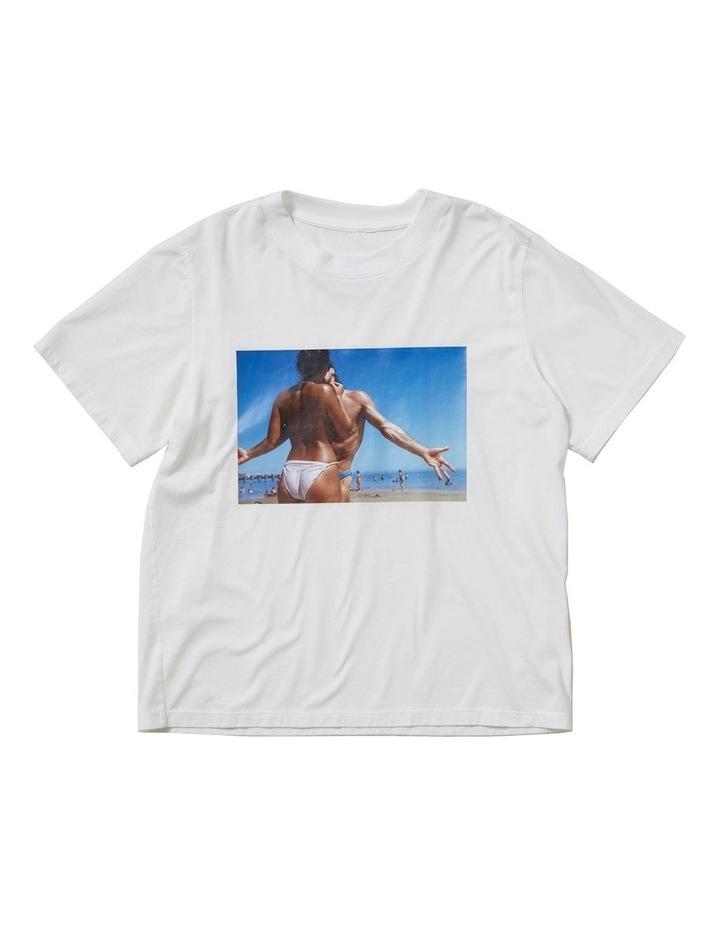 BEST JUMPERS Unisex T-Shirt Don & Patrizia Boxy-T image 2