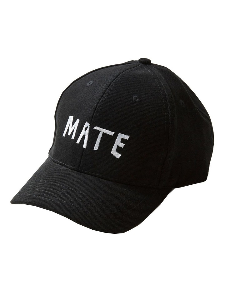 Best Jumpers Mate brushed cotton cap image 1
