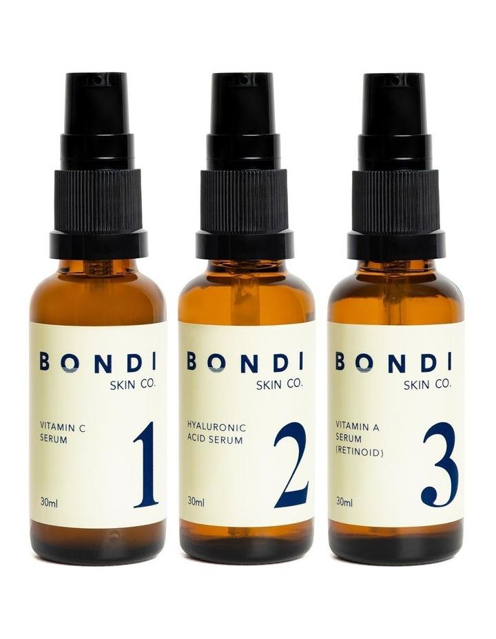 Bondi Skin Co.  Mens Essential Anti-Aging Serum Kit image 1