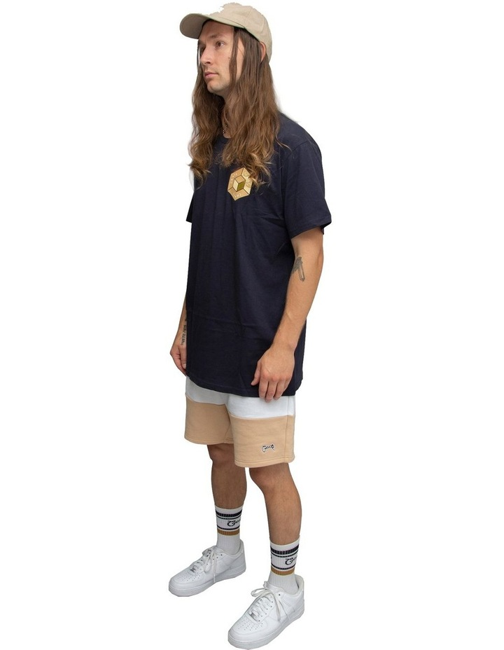 Crate MENS OVAL VARSITY T-SHIRT image 2