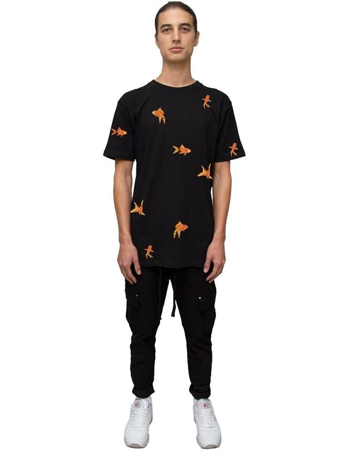 Crate Men's Goldfish Gang T-Shirt image 1