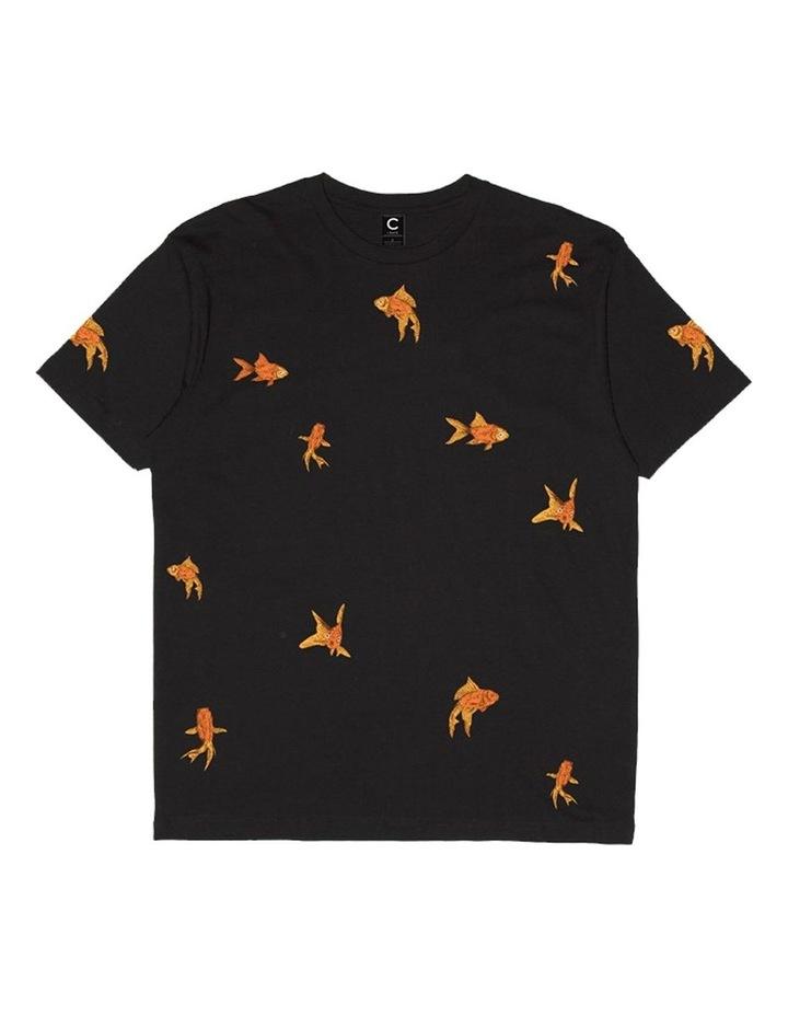 Crate Men's Goldfish Gang T-Shirt image 2