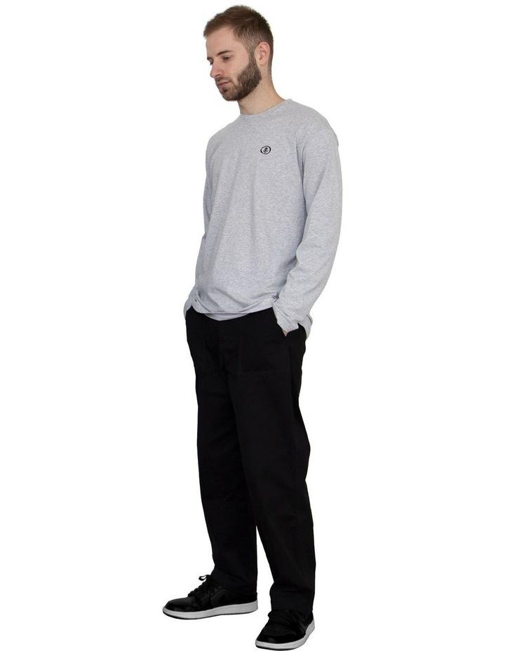 Unisex Organic Cotton Long Sleeve T-Shirt image 1
