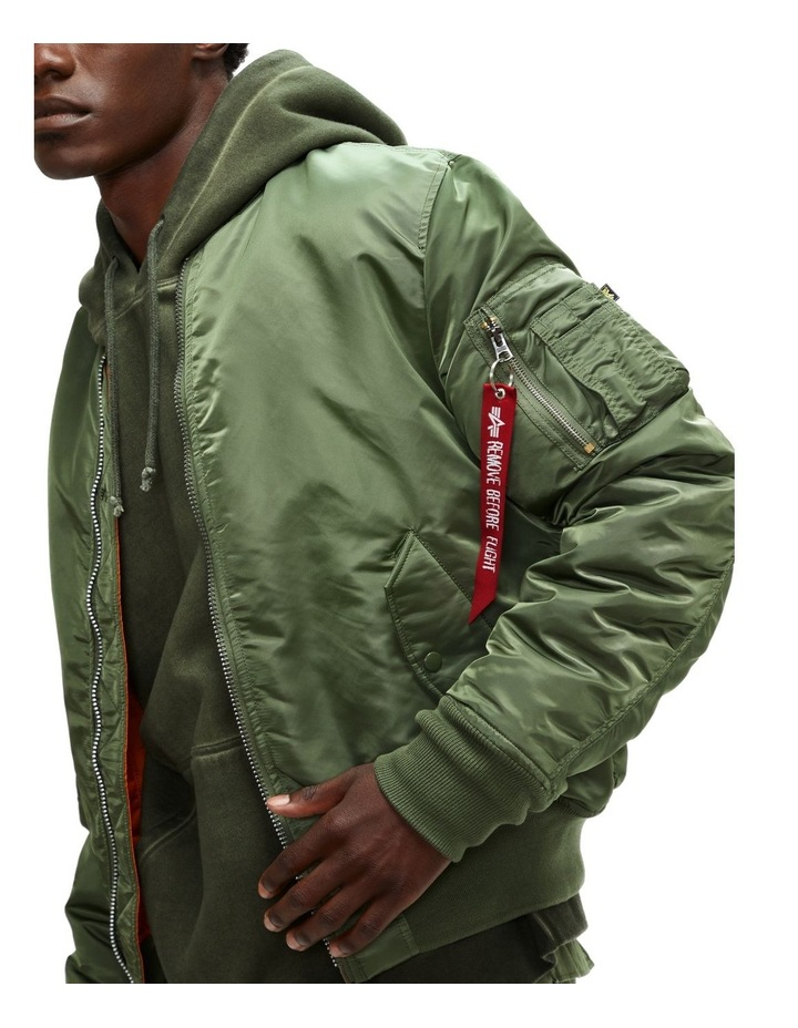 MA1 Slim Fit Jacket image 4