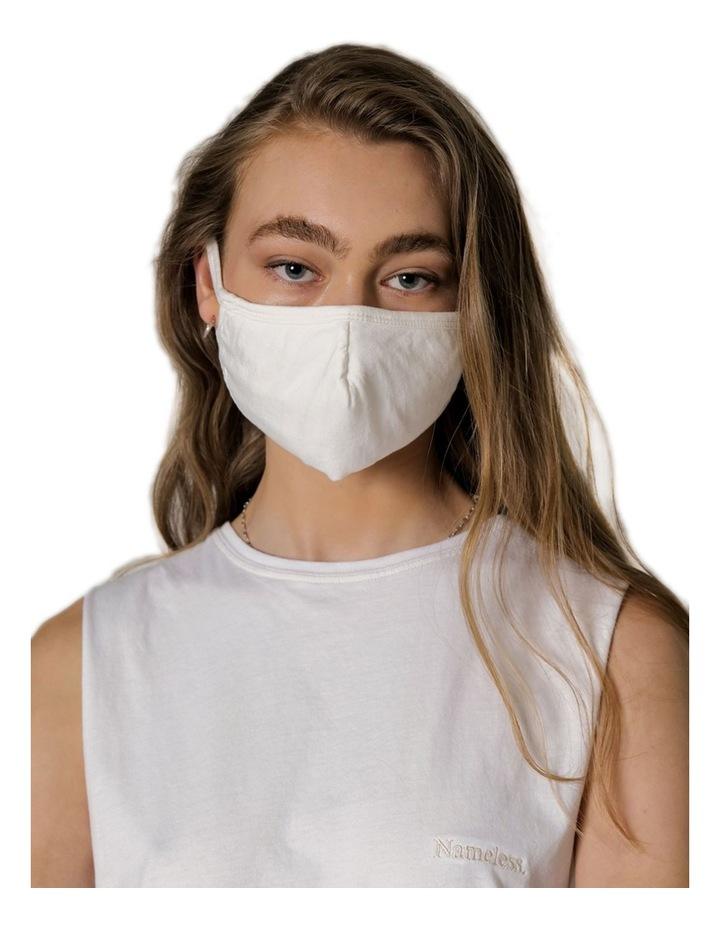 Cotton Jersey mask 5pk image 1