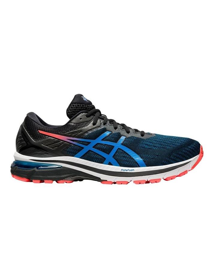 Gt-2000 9 4E Mens Black Running Shoe image 1