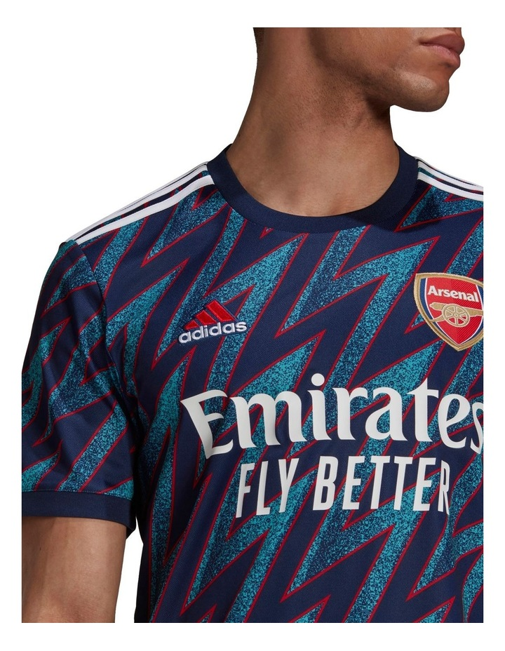 Arsenal FC Mens 3rd Jersey 21/22 image 3