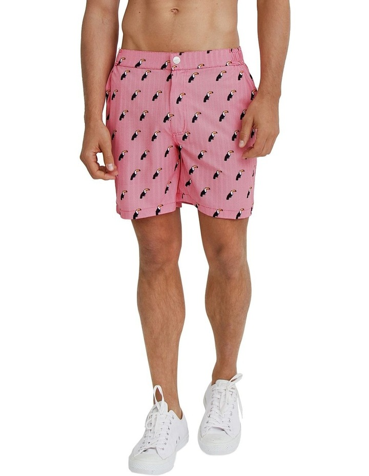 Toucan - Resort Swim Shorts image 1