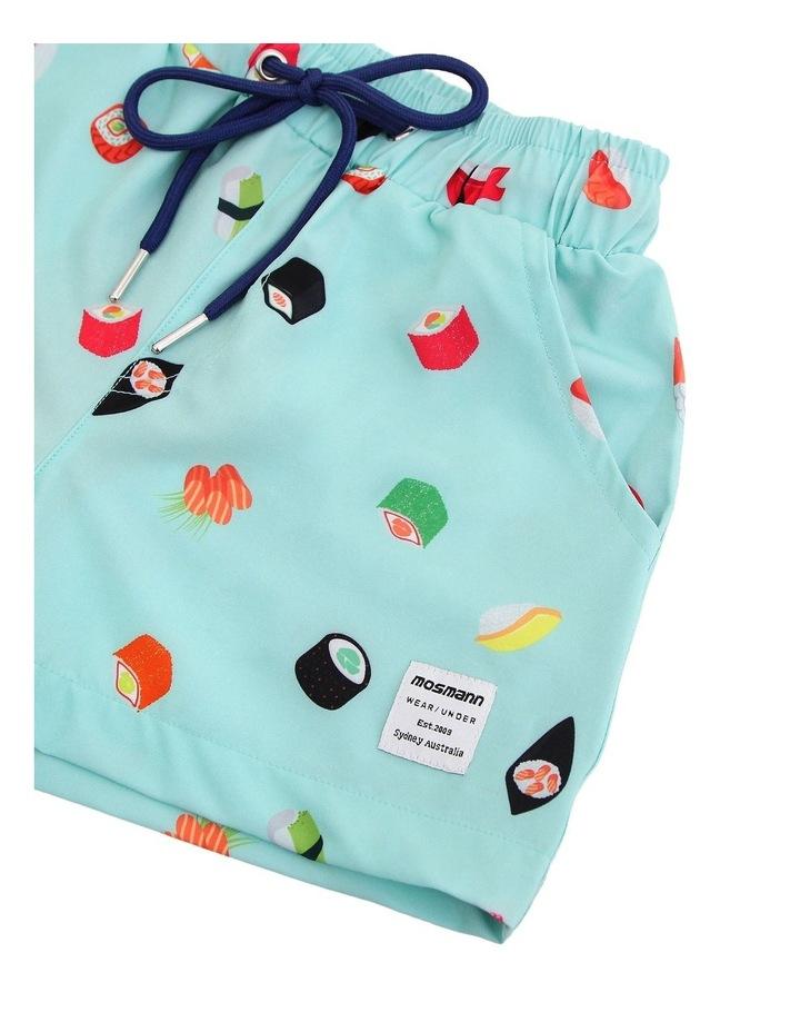Boys Swim Shorts - Sushi image 2