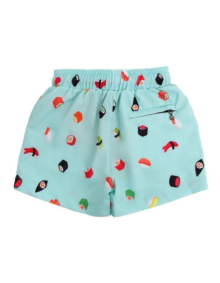 Boys Swim Shorts - Sushi image 3