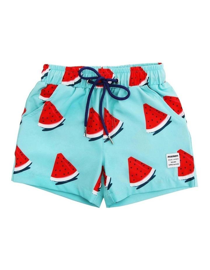 Boys Swim Shorts - Melon Brando image 1