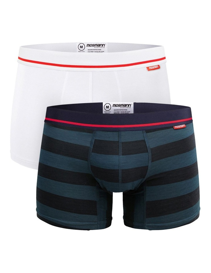 Bamboo 2 Pack Trunks - St Etienne image 1
