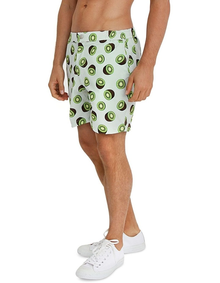 Mens Resort Swim Shorts - Kiwi image 2