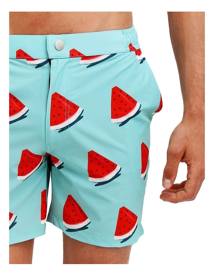 Resort Swim Shorts - Melon Brando image 3