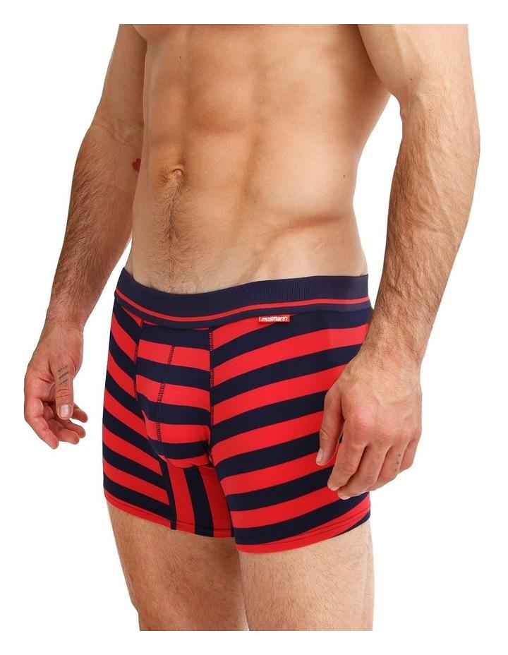 Bamboo Underwear 3-Pack Renaissance Trunks image 2