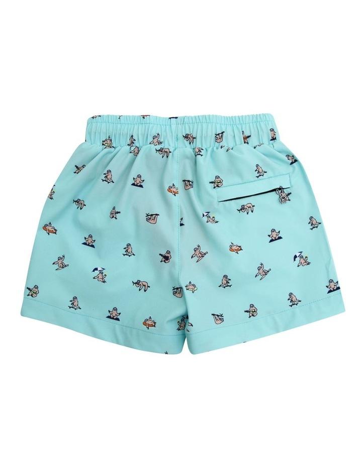 Boy's Tailored Swim Shorts - Rocket image 2
