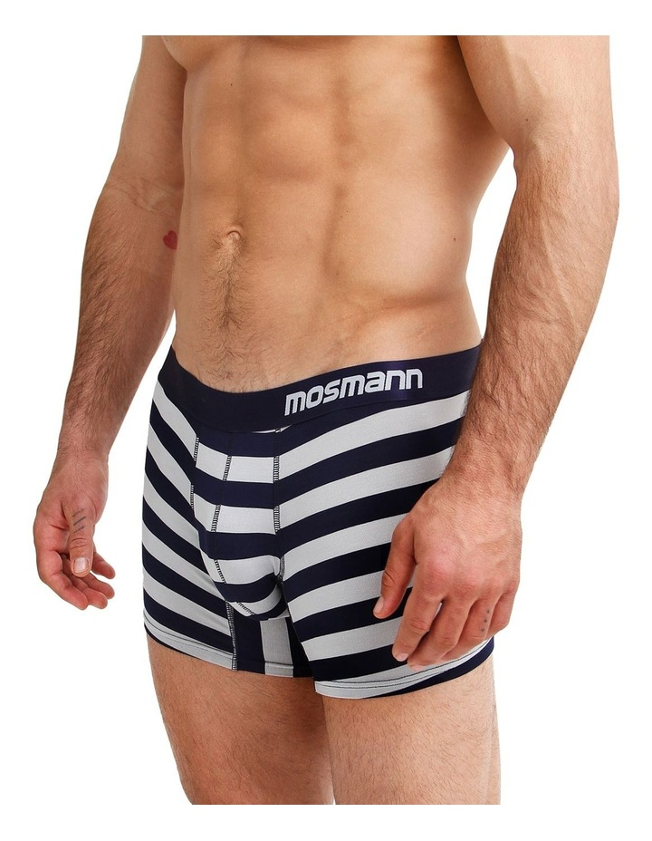 Bamboo Undewear 3-Pack - Rugby image 3