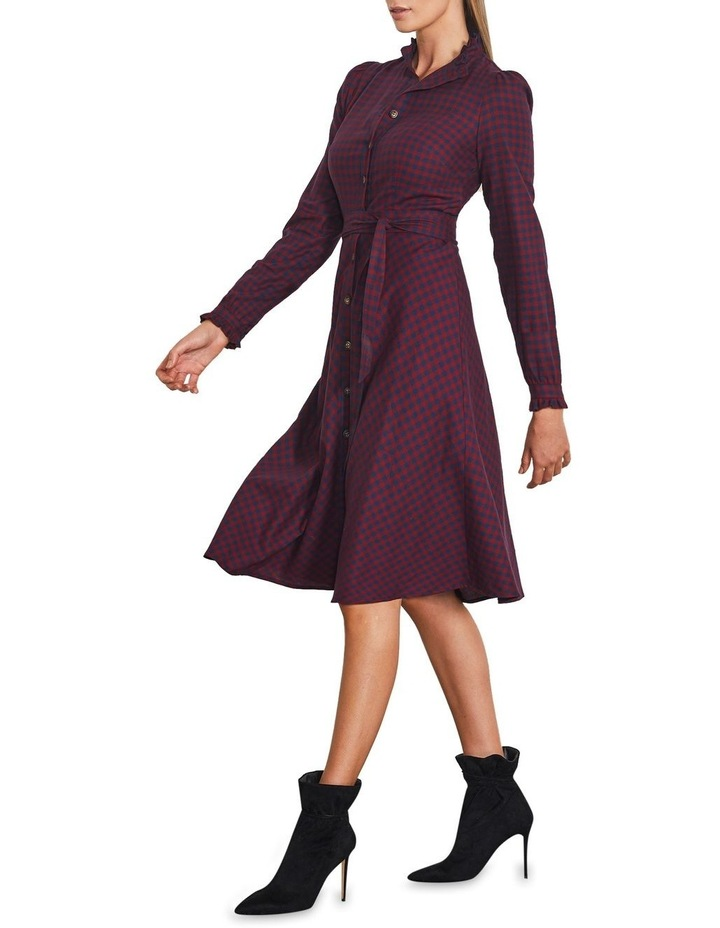 Mahala Check Shirtdress image 1