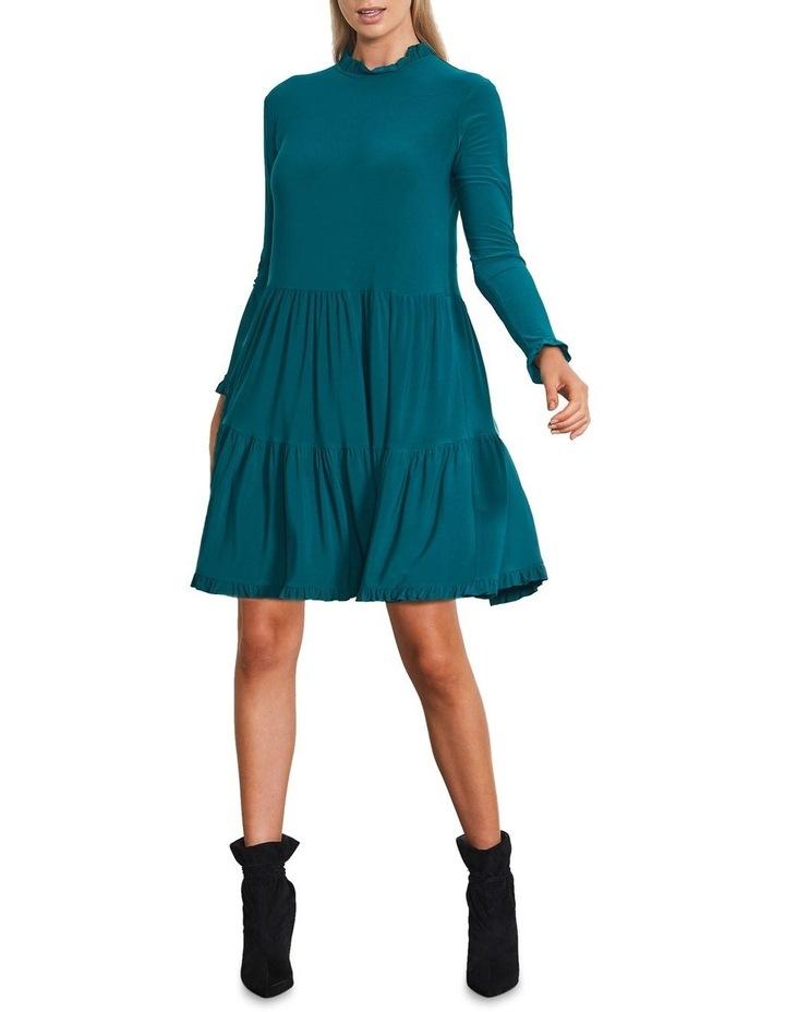 Emilia Frill Shift Dress image 1