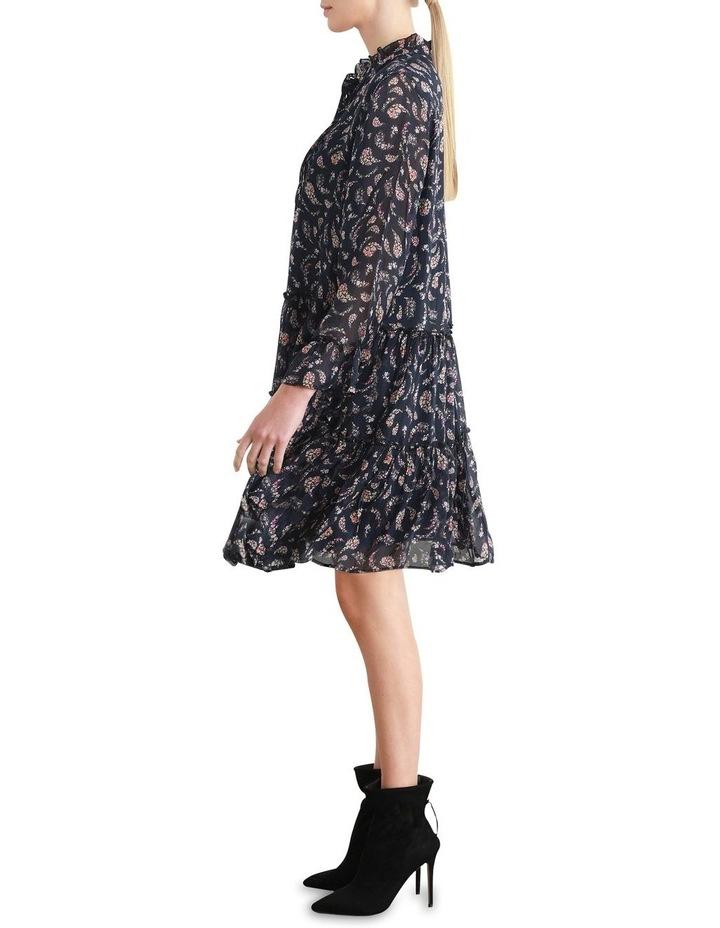 Rani Frill Tiered Shift Dress image 2