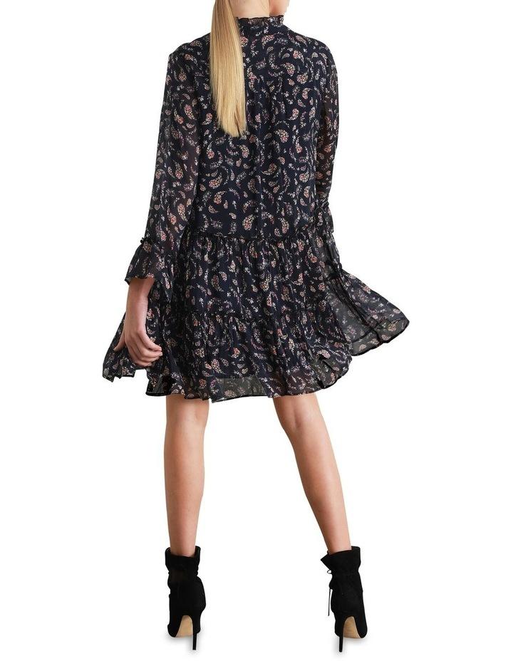 Rani Frill Tiered Shift Dress image 3