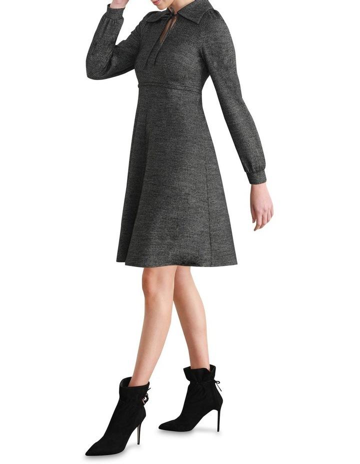 Yuki Tweed Shift Dress image 1