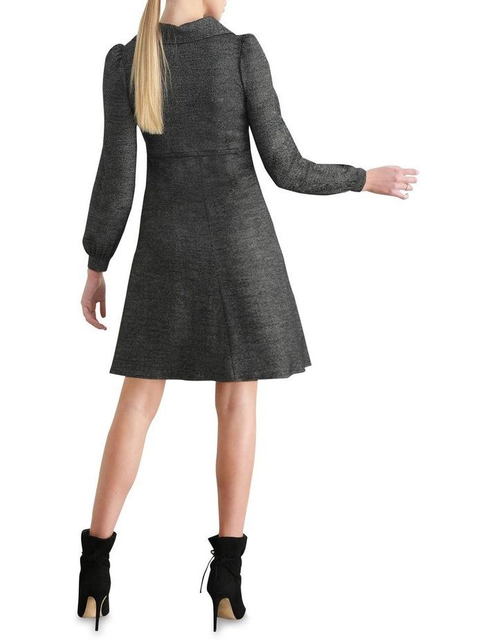 Yuki Tweed Shift Dress image 2