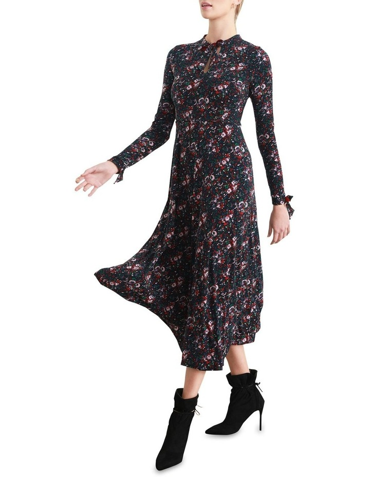 Vienna Fit & Flare Midi Dress image 2