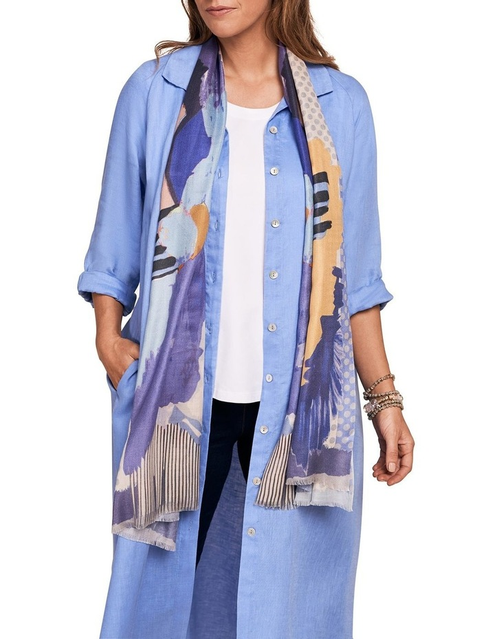French Linen Shirt Dress image 4