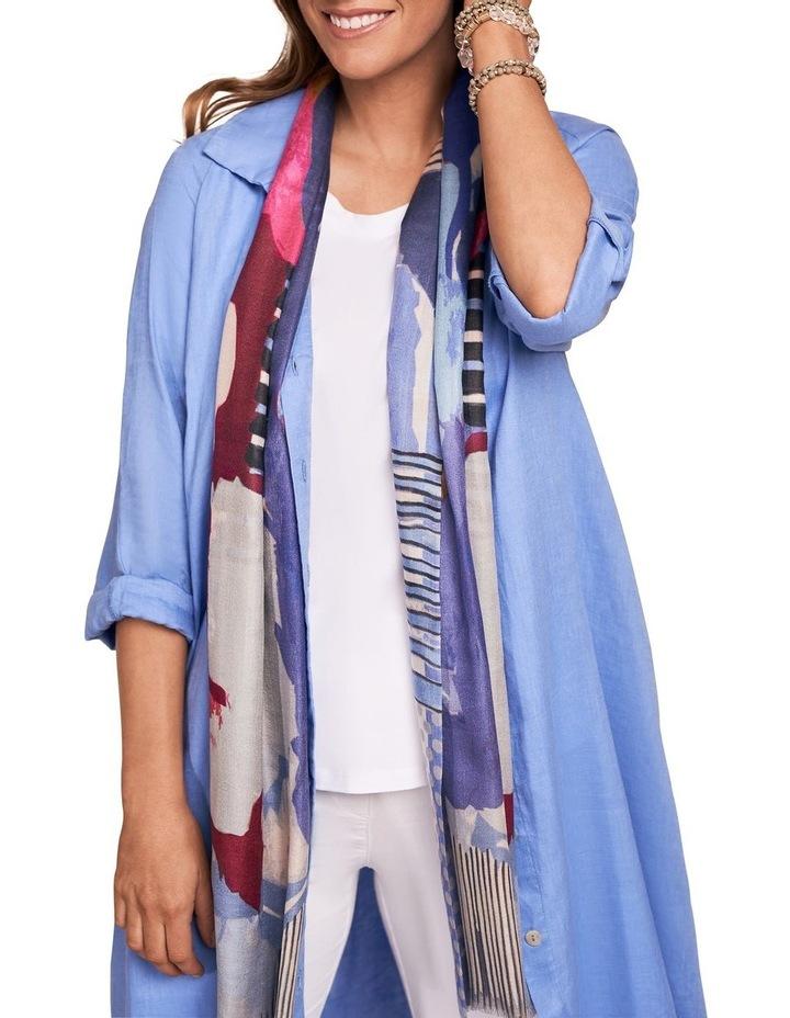 French Linen Shirt Dress image 5