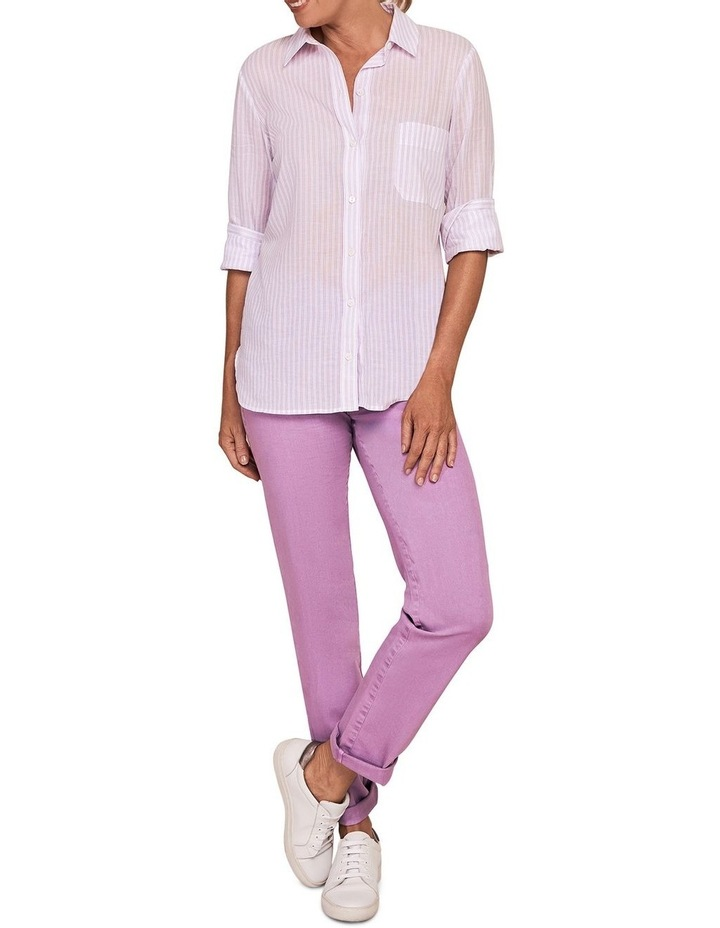 Cotton Stripe Shirt image 1