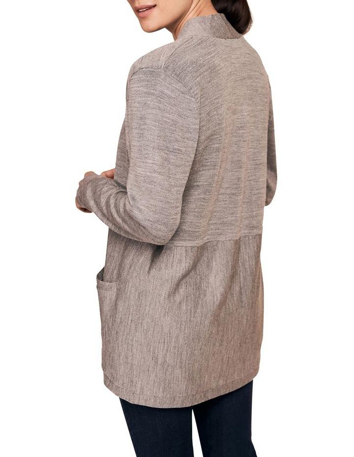 Basic Longline Cardigan image 3