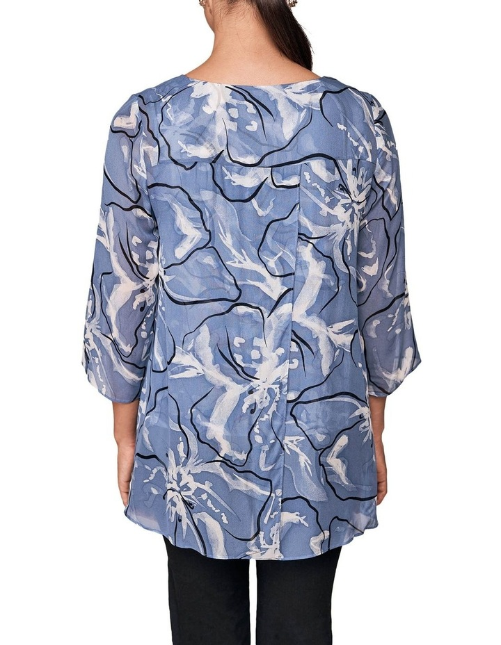 Floral Overlay Top image 2