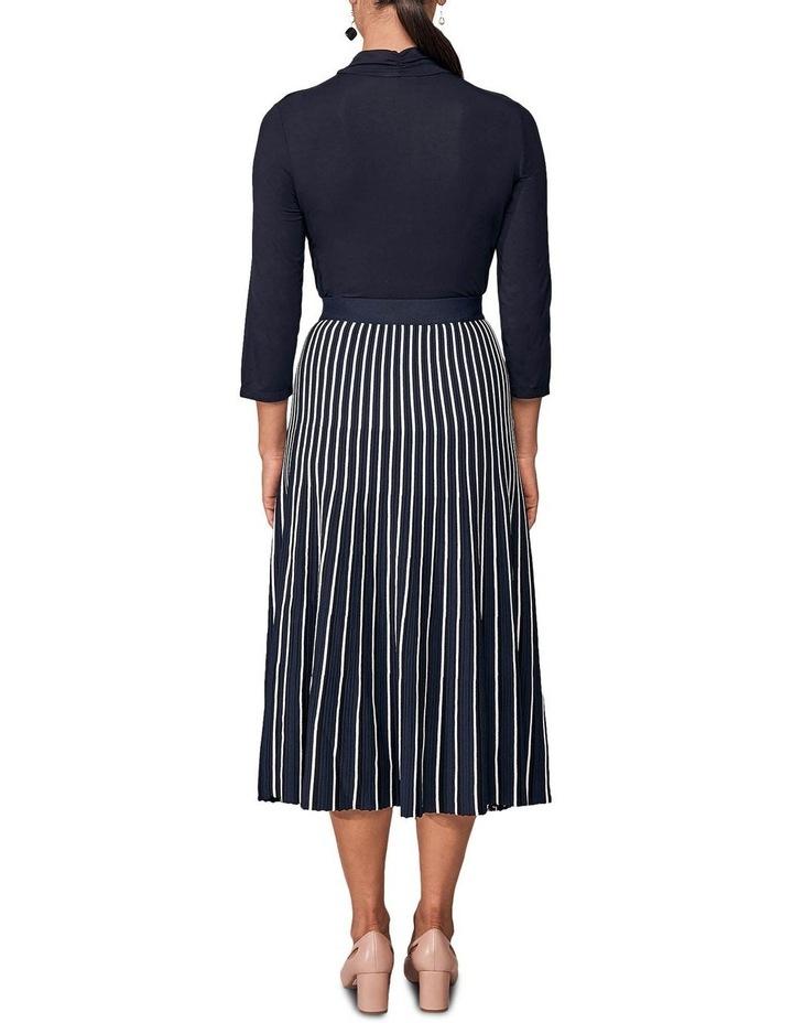 Stripe Knit Skirt image 3