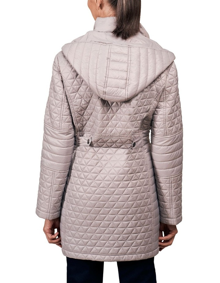 Quilted Coat image 2