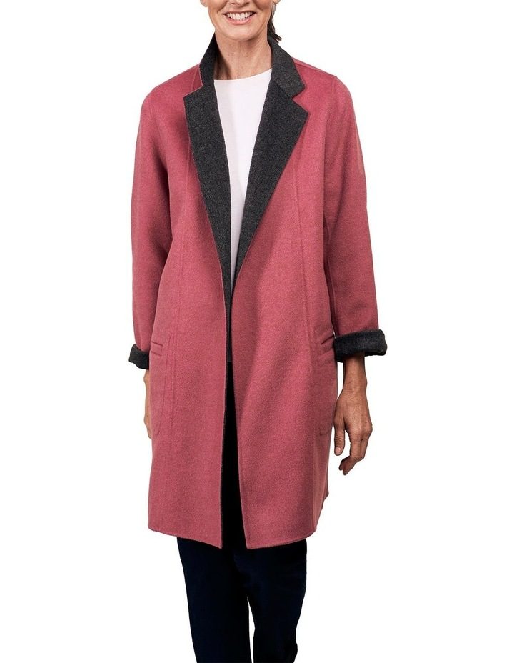 Reversible Wool Coat image 1