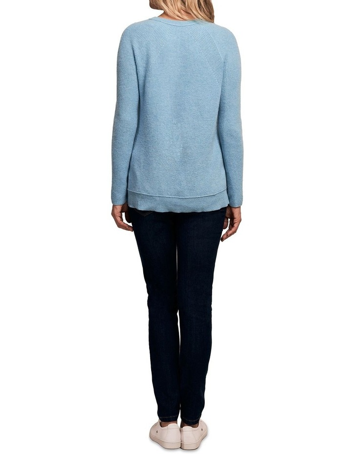 Ribbed Cashmere Knit image 2