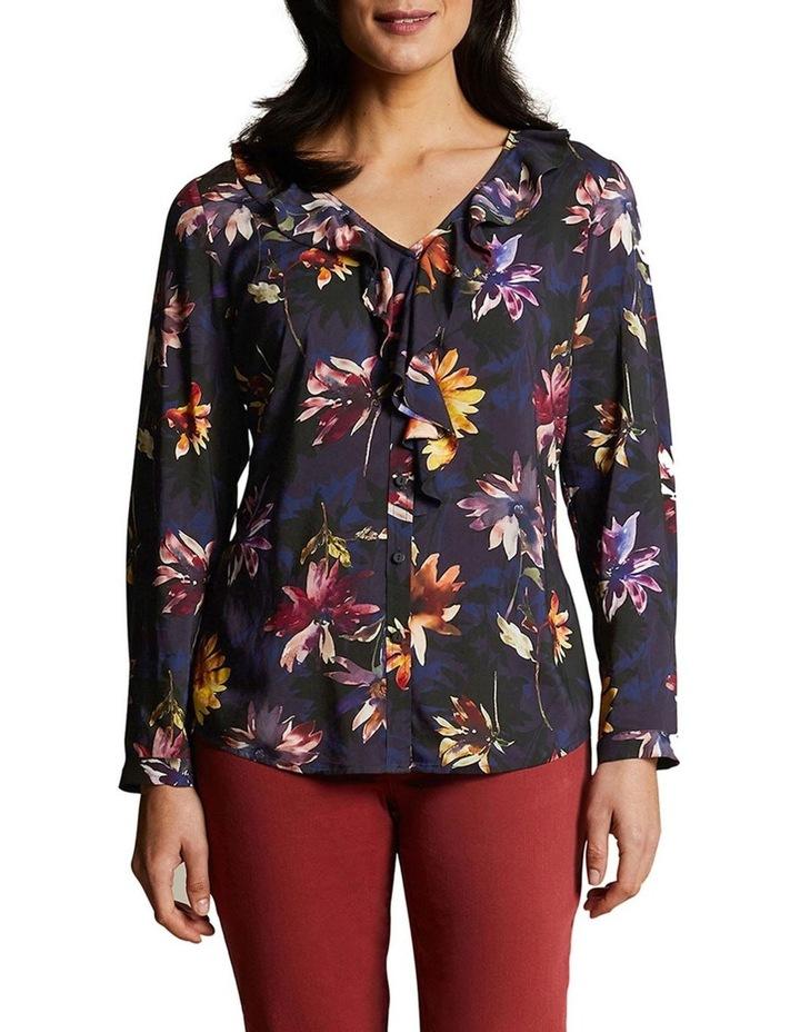 Floral Waterfall Shirt image 1