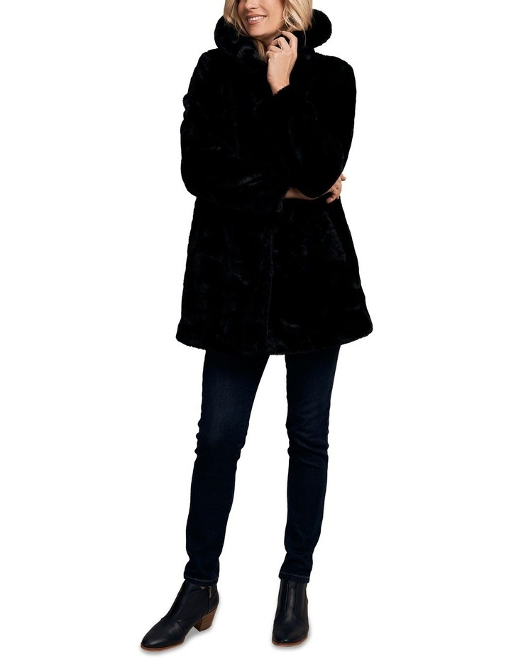 Faux Fur Coat image 1