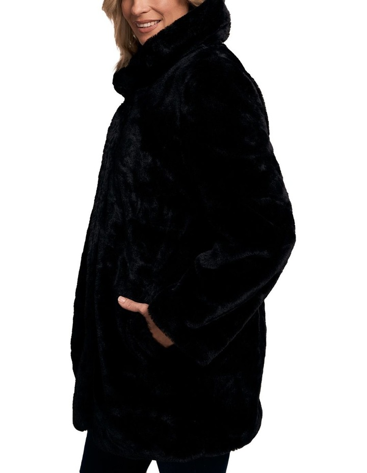 Faux Fur Coat image 2