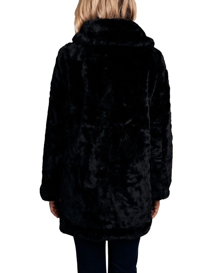 Faux Fur Coat image 3
