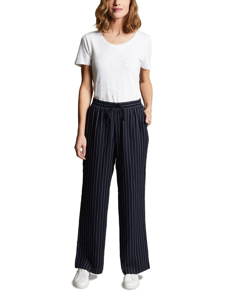 Relaxed Wide Leg Pant image 1