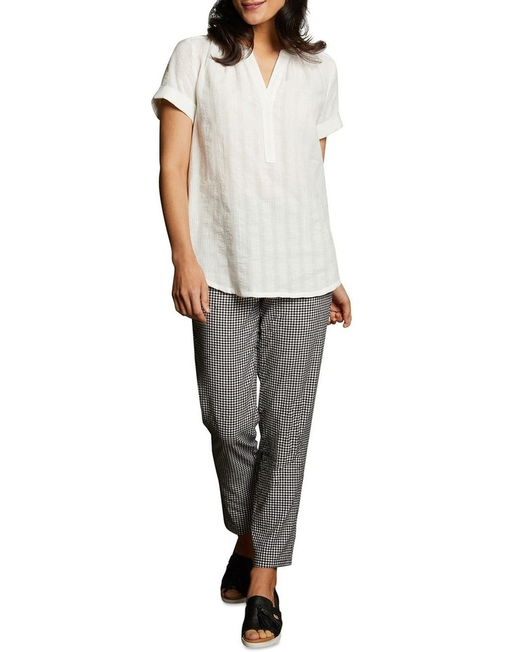 7/8th Pant with Tapered Leg image 4