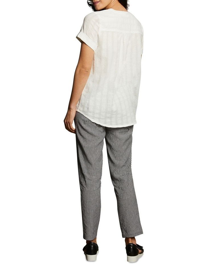 7/8th Pant with Tapered Leg image 5