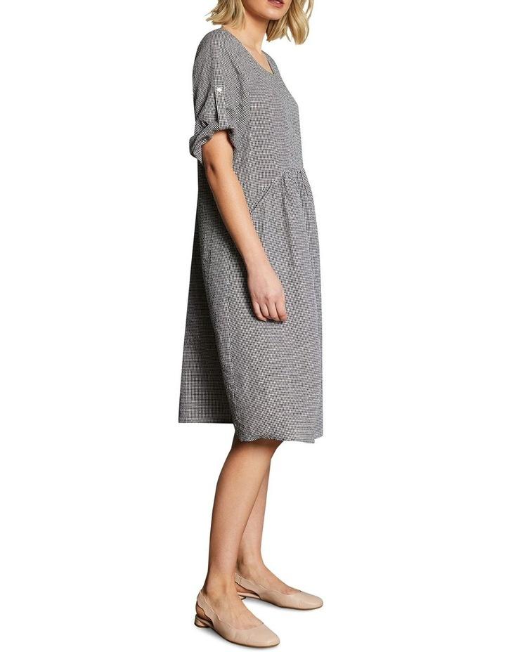 Linen Shift Dress image 2