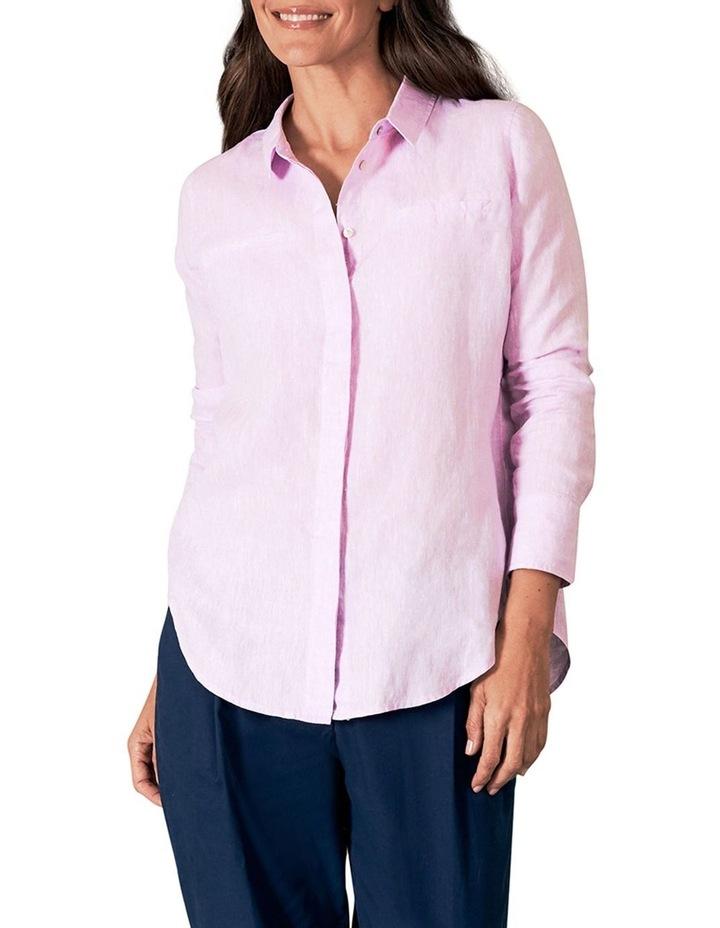 Basic Linen Shirt image 1