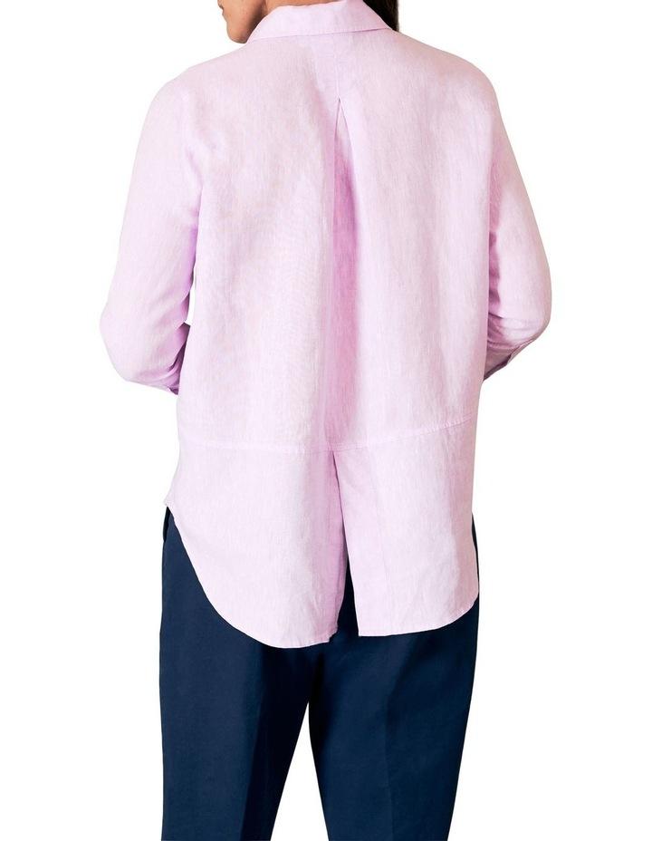 Basic Linen Shirt image 2