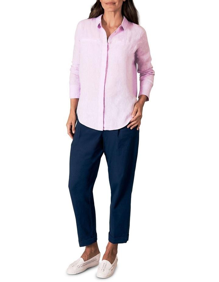 Basic Linen Shirt image 3