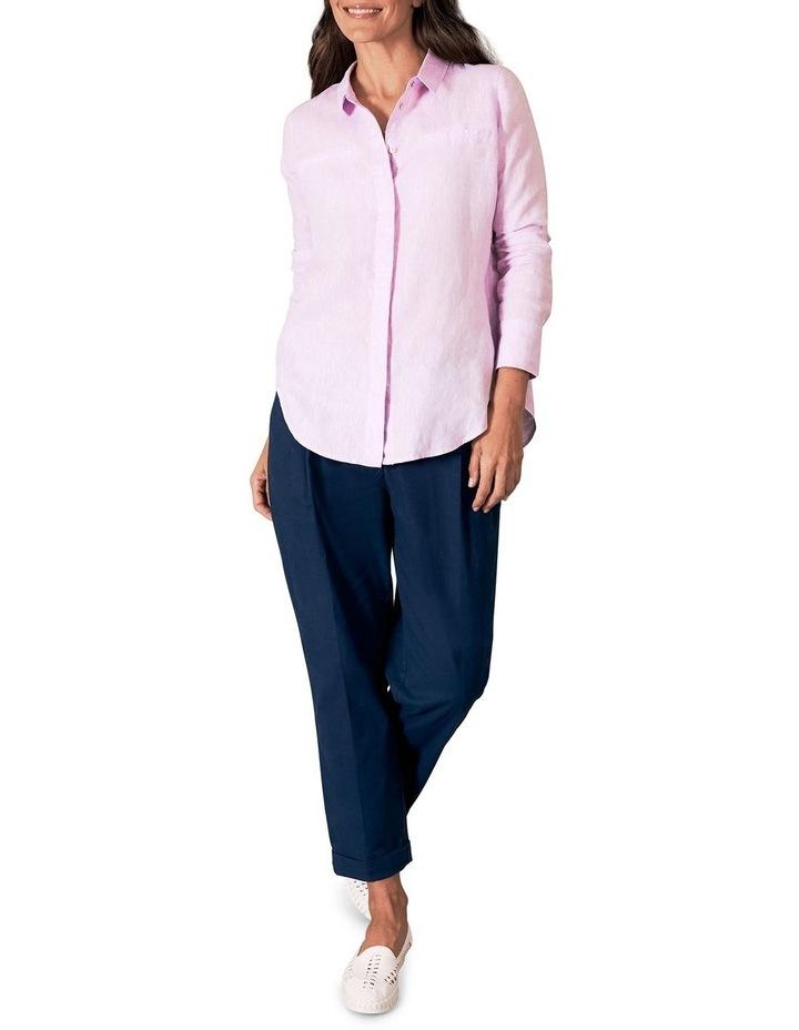 Basic Linen Shirt image 6