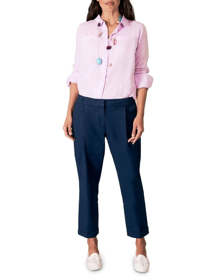 Basic Linen Shirt image 7